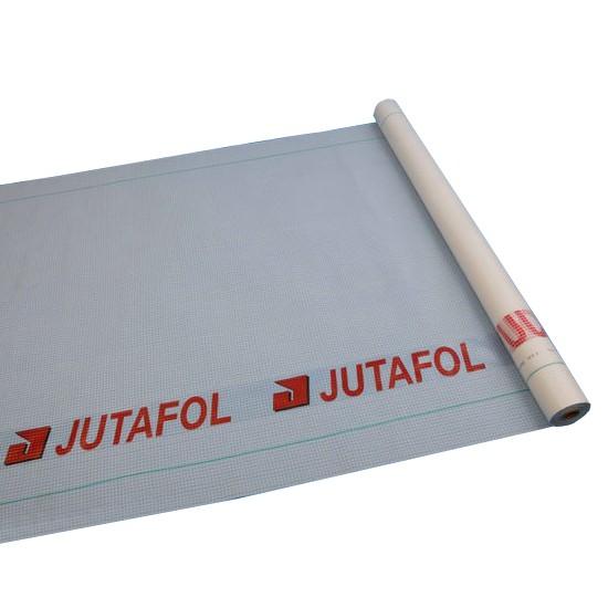 Пленка гидроизоляционная Juta Ютафол Д 110 Стандарт 50х1,5 м, цена - купить у оптового поставщика