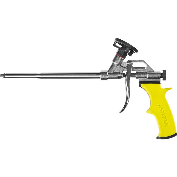 Пистолет для монтажной пены Stayer Professional BlackPRO 06862_z01, цена - купить у оптового поставщика