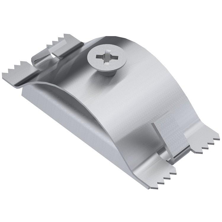 Крепеж для водоотводного лотка Standartpark ЛВ-Б-10.04.04-ОС стальной 6102