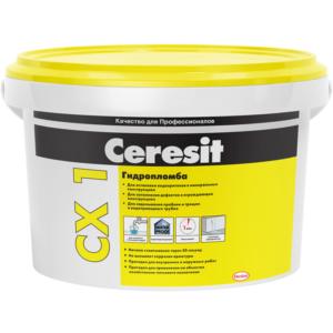 Гидропломба Ceresit СХ 1 2 кг, цена - купить у оптового поставщика