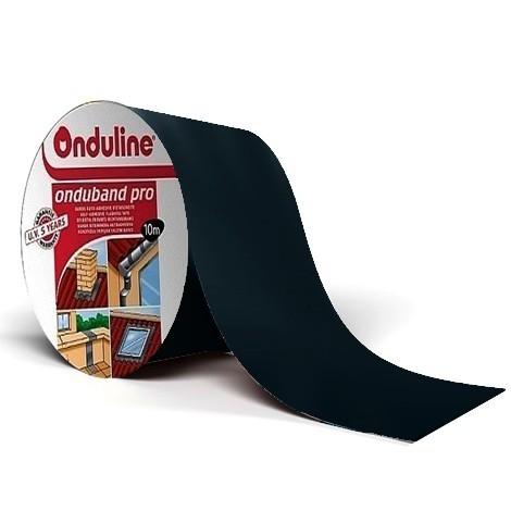 Лента герметизирующая Ондулин Ондубанд свинец 10000х300 мм самоклеящаяся, цена - купить у оптового поставщика