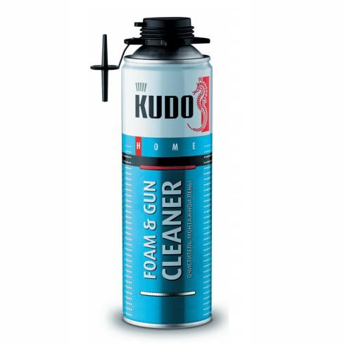 Очиститель монтажной пены Kudo Foam&Gun Cleaner 650 мл, цена - купить у оптового поставщика