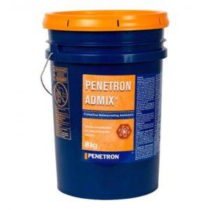 Гидроизоляционная добавка в бетон Пенетрон Адмикс 8 кг, цена - купить у оптового поставщика