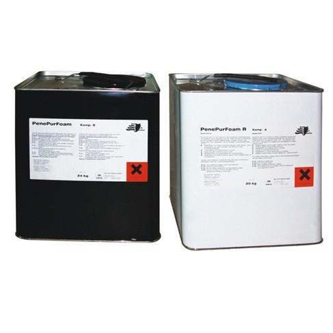 Инъекционная гидроизоляция Пенетрон ПенеПурФом Р комплект 44 кг, цена - купить у оптового поставщика