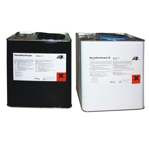 Инъекционная гидроизоляция Пенетрон ПенеПурФом Н комплект 44 кг, цена - купить у оптового поставщика
