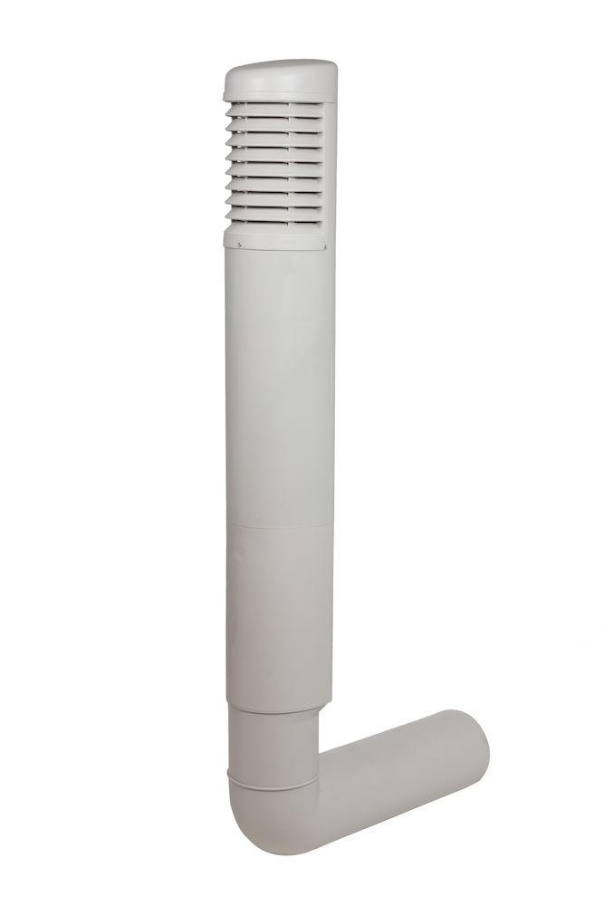 Цокольный дефлектор ROSS - 200/210 дефлектор светло-серый