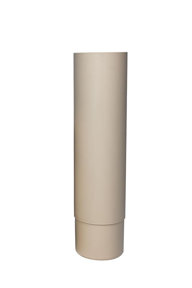 Удлинитель для цокольного дефлектора ROSS - 125 бежевый