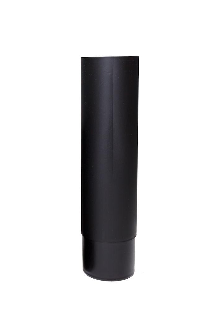Удлинитель для цокольного дефлектора ROSS - 125 черный