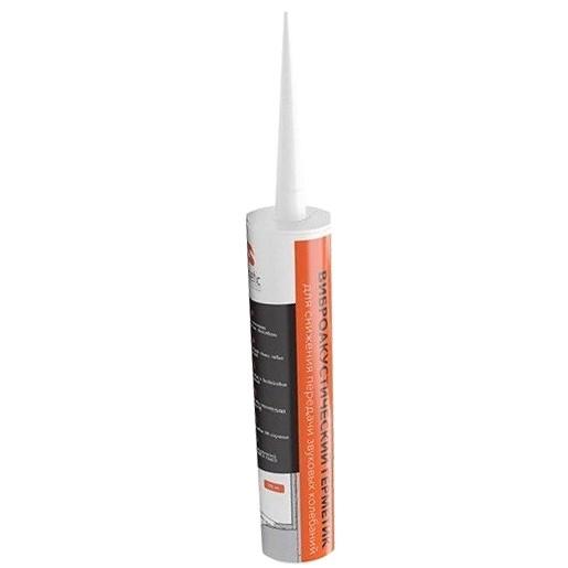 Герметик виброакустический Сонетик 310 мл, цена - купить у оптового поставщика