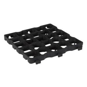 Решетка газонная Пэксис Puzzle Deck 333х333х40 мм