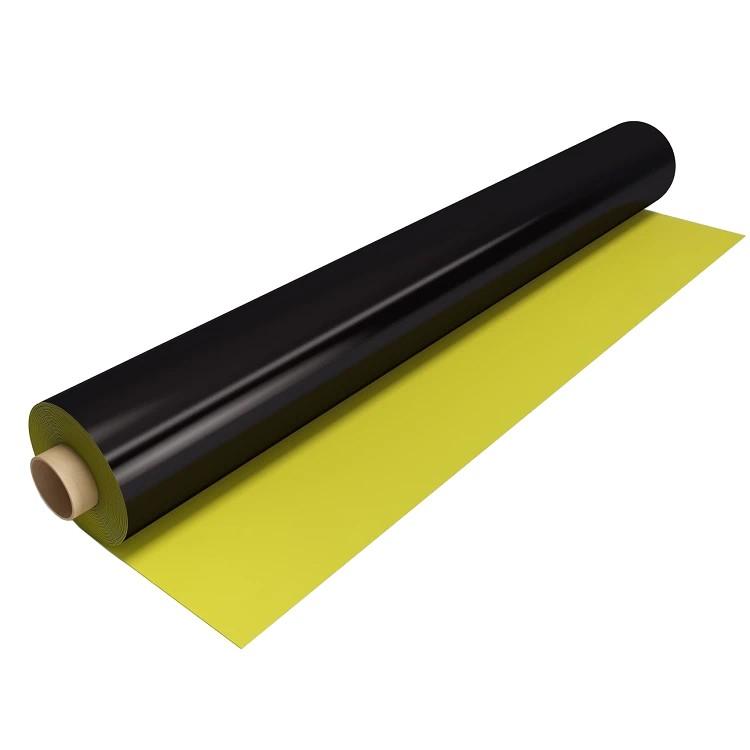 Гидроизоляционная ПВХ-мембрана Технониколь Logicbase V-SL желтая 1,5 мм 2,05x20 м, цена - купить у оптового поставщика