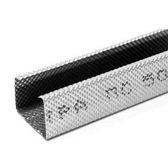 Профиль стоечный Вибронет ПС 50х40х0,6 мм 3000 мм, цена - купить у оптового поставщика
