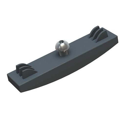 Крепеж пластиковый Standartpark КЛВ-12.03.02-ПП для водоотводного лотка ЛВ-10-ПП