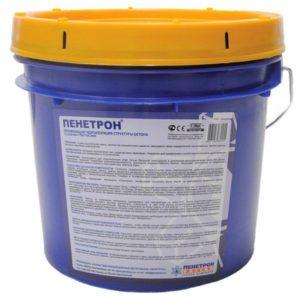 Смесь сухая Пенетрон для гидроизоляции бетонных поверхностей 10 кг, цена - купить у оптового поставщика