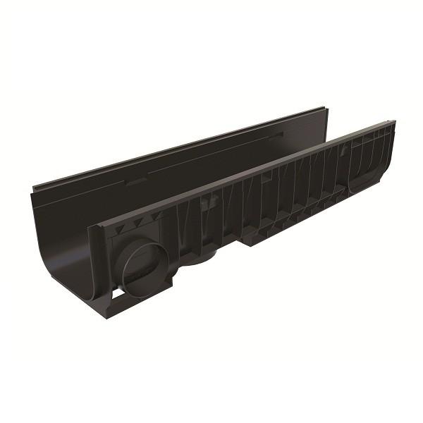 Лоток водоотводный Standartpark PolyMax Basic ЛВ-20.26.20-ПП пластиковый