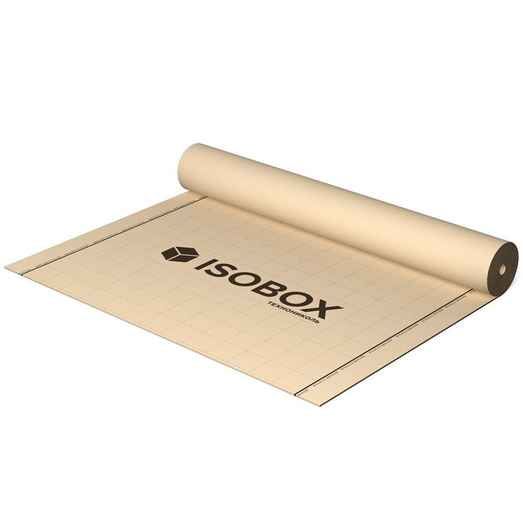 Пароизоляционная пленка Isobox В 70, цена - купить у оптового поставщика