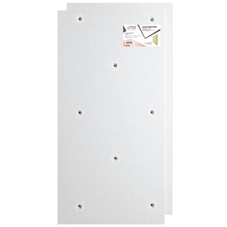 Панель звукоизоляционная AcousticGyps Basic 70 1200x600x70 мм, цена - купить у оптового поставщика