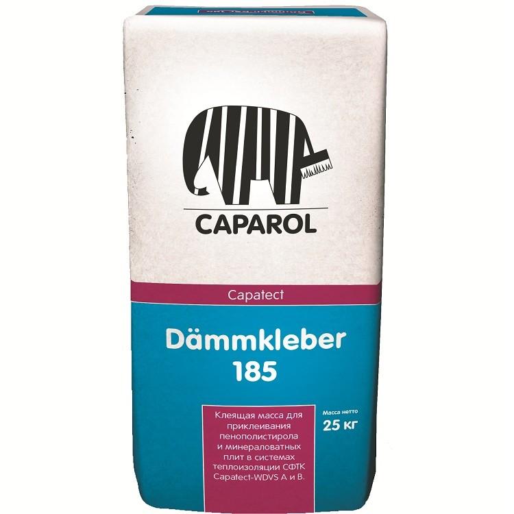 Клеящий раствор Caparol Capatect Dämmkleber 185 25 кг, цена - купить Caparol Capatect Dämmkleber 185 25 кг в Москве