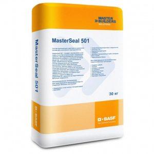 Смесь гидроизоляционная BASF MasterSeal 501 проникающая 30 кг, цена - купить у оптового поставщика