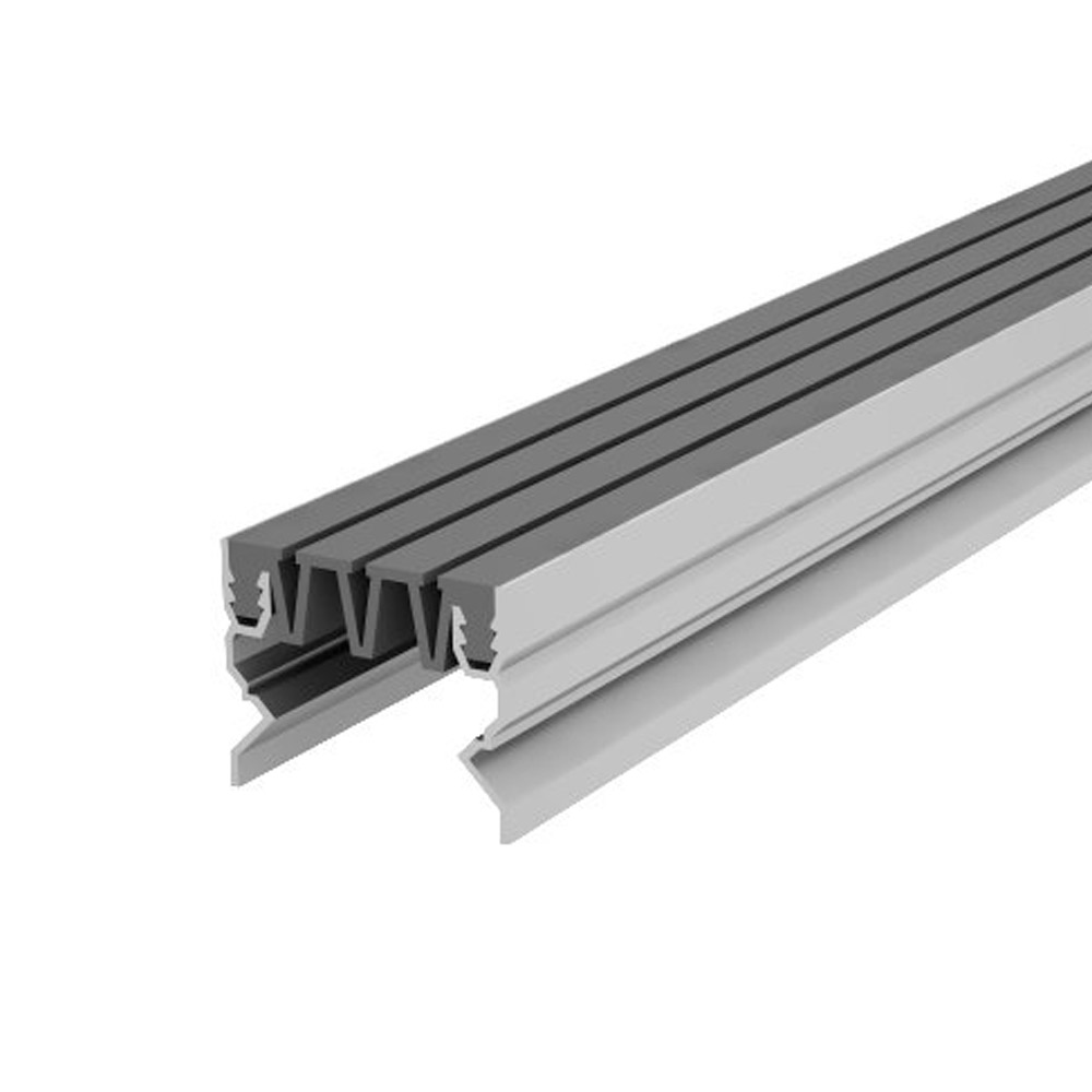 Вставной профиль для фасадного деформационного шва Аквастоп тип ДГК-ФАС.2/030