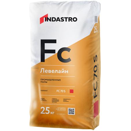 Сухая смесь Индастро Левелайн FC70 S 25 кг, цена - купить у оптового поставщика