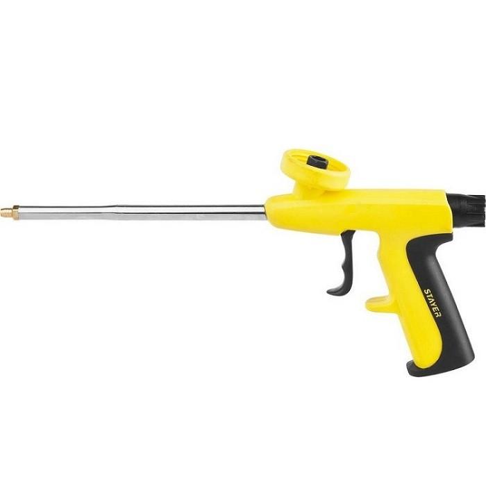Пистолет для монтажной пены Stayer Master MaxGun, цена - купить у оптового поставщика