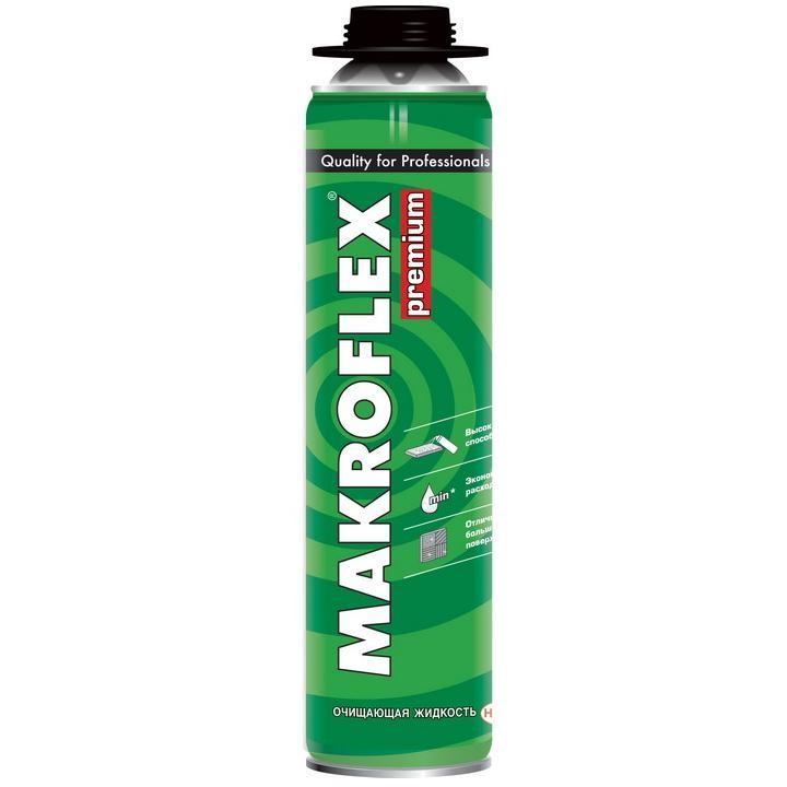 Очиститель монтажной пены Makroflex Premium Cleaner 500 мл, цена - купить у оптового поставщика