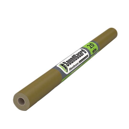 Мембрана звукоизоляционная Soundguard Membrane 2.0 2500х1200х2 мм, цена - купить у оптового поставщика