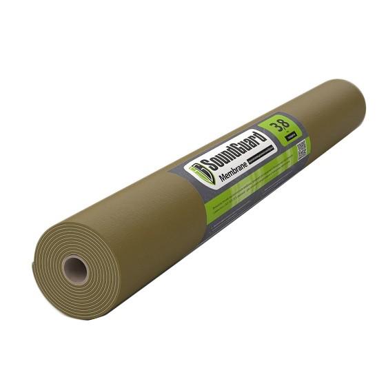 Мембрана звукоизоляционная Soundguard Membrane 3,8 2500х1200х3,8 мм, цена - купить у оптового поставщика