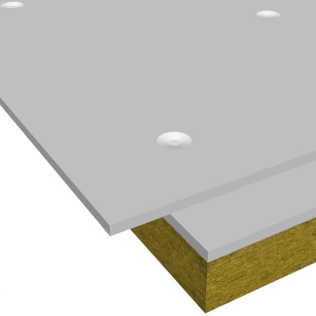 Сэндвич-панель звукоизоляционная ЗИПС-Модуль 1200х600х70 мм с комплектом крепежа, цена - купить у оптового поставщика