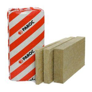 Базальтовая вата Paroc Extra 1200х600х100 мм 8 плит в упаковке, цена - купить у оптового поставщика