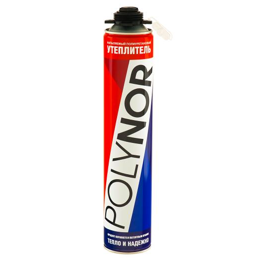 Напыляемый утеплитель Polynor профессиональный 1000 мл, цена - купить у оптового поставщика
