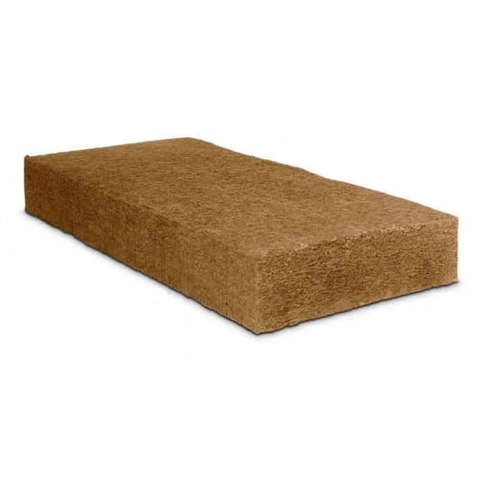 Теплоизоляция эластичная из ДВП Steico WoodFlex 100 мм 4 плиты в упаковке, цена - купить Steico WoodFlex 100 мм 4 плиты в упаковке в Москве