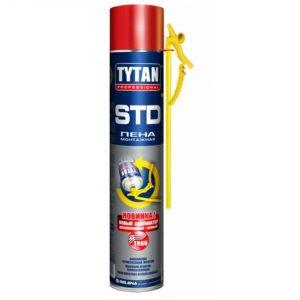 Пена монтажная Tytan Professional STD Ergo 500 мл, цена - купить у оптового поставщика