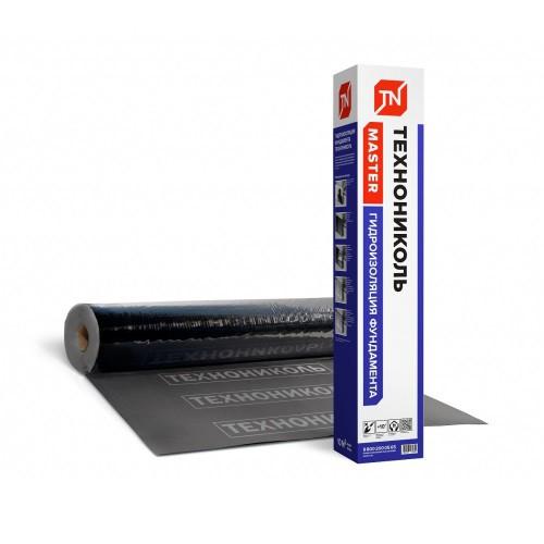 Гидроизоляция фундамента Технониколь 10х1 м, цена - купить у оптового поставщика
