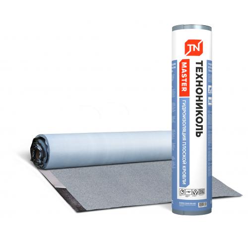 Гидроизоляция плоской кровли Технониколь 8х1 м, цена - купить у оптового поставщика