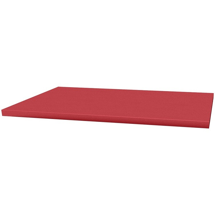 Виброизоляция полиуретановая Vibrafoam SD 10 2000х500х12,5 мм красная, цена - купить у оптового поставщика