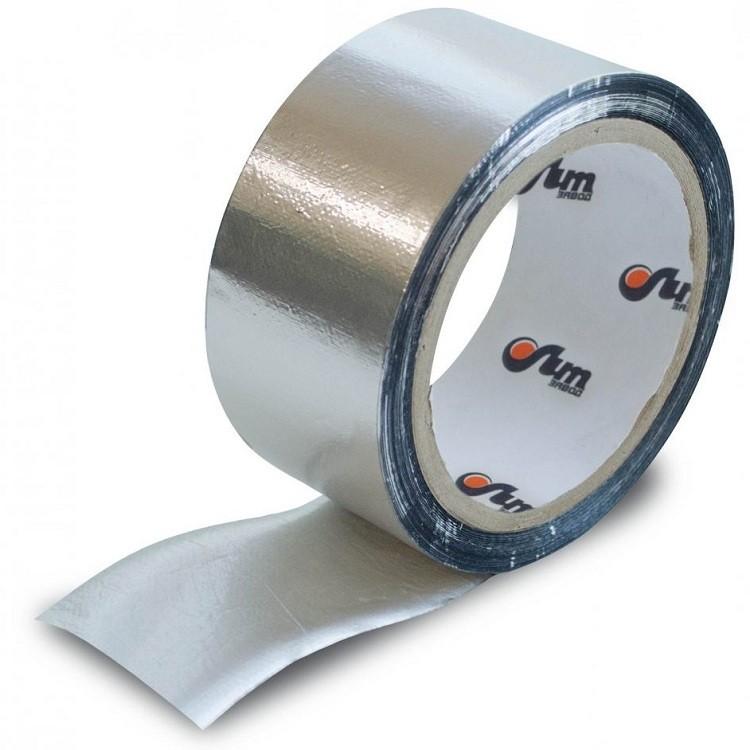 Лента алюминиевая Завод Лит ЛАМС-Н монтажная самоклеящаяся 50000х50 мм, цена - купить у оптового поставщика